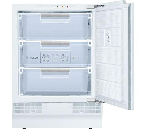 buy bosch gud15a50gb integrated undercounter freezer