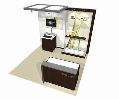 10x10 Booth Trade Displays