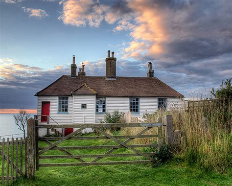 cottages by the sea cottage by the sea flickr photo