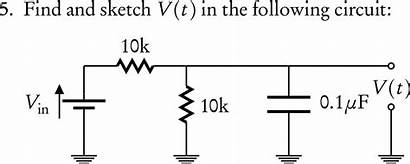 Parallel Capacitor Resistor Charging Does Circuits Which