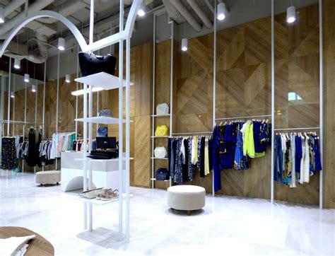 dresses modern boutique decor    design
