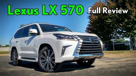 Review Lexus Lx by 2018 Lexus Lx 570 Review