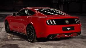 2015, Ford, Mustang, Gt, Eu