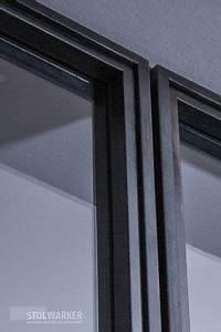 Glas Für Tür : stahl glas t r stahl loft t r design in 2019 glas stahl und t ren ~ Orissabook.com Haus und Dekorationen