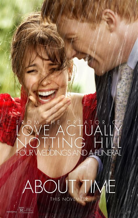 About Time - Review | Tuesday Night Movies