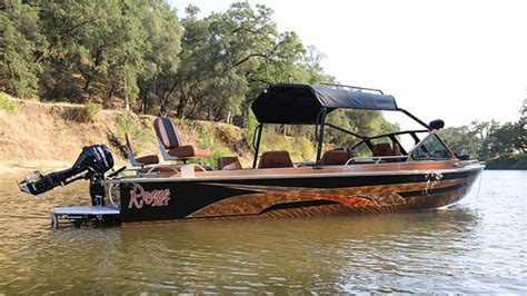 Fast Shallow Water Boats by Fastwater Aluminum Jet Boat Series From Rogue Jet Rogue