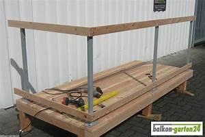 Holz Für Balkongeländer : douglasie balkonbretter f r holzbalkone balkongel nder ~ Lizthompson.info Haus und Dekorationen