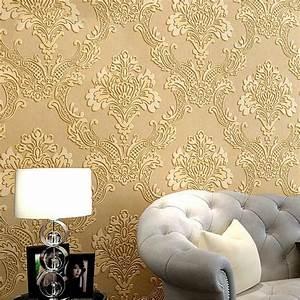 Damask Wallpaper For Walls