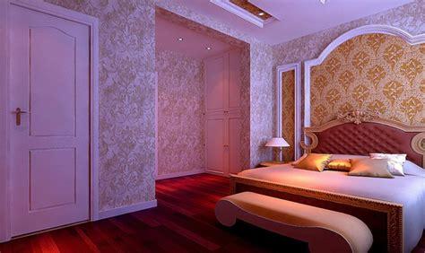 kamar tidur motif barcelona desain terbaru rumah modern
