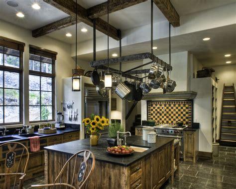 rustic elegance rustic kitchen seattle  bear