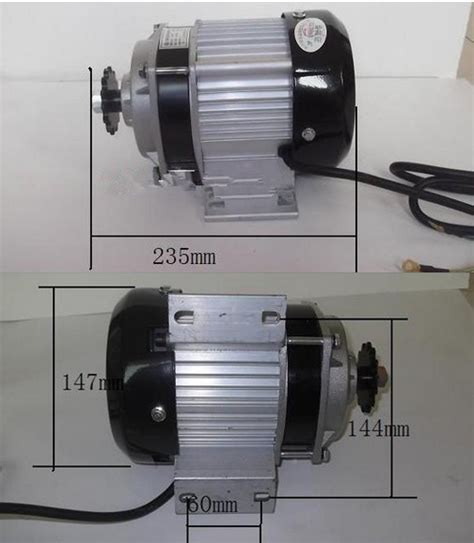 bm1418zxf 48v 500w electric bicycle motor brushless gear dc motor us260