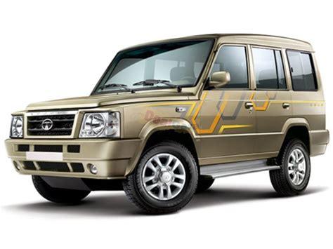Tata Sumo Gold Turbo Di Ex 9 Str [price Rs. 30,25,000