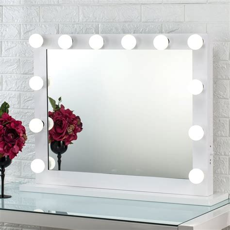 Vanity Lighted Mirrors - the 7 best lighted makeup mirrors you can get on