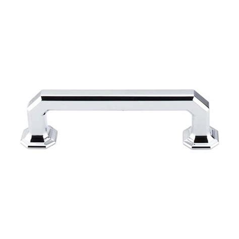 Cabinet Hardware 3 Inch Centers by Top Chareau 3 3 4 Inch Center To Center Polished
