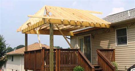 build  roof   deck ehow uk