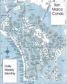 San Marco Island Florida Map