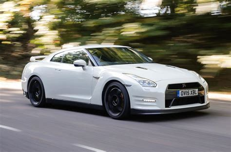 Nissan Gt-r Track Edition 2015-2016 Review (2019)