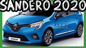 Photoshop Renault Sandero 2020