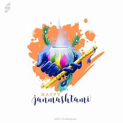 Behance Janmashtami Navratri Wishes Happy