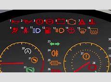 علامات لوحة القيادة في السيارة YouTube