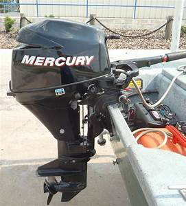 8 Hp Mercury Outboard For Sale
