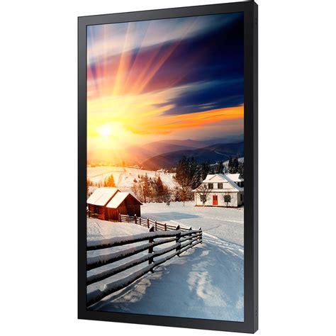 "Samsung Oh85f 85"" 4k Uhd Outdoor Signage Display Oh85f B&h"