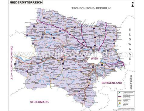 buy niederösterreich karte