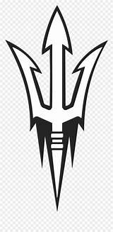 Asu Pitchfork Clip Sign Arizona State Grand Clipart Pinclipart Piano Middle Report sketch template