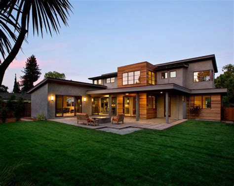 Contemporary Home Exterior Design Ideas by 20 Foto Degli Esterni Di Moderne Dal Design