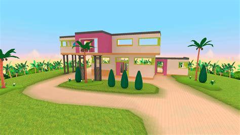 plan maison 4 chambres 騁age playmobil maison moderne chaios com