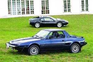 Brio trio: Fiat/Bertone X1/9, Lancia Montecarlo, Ferrari