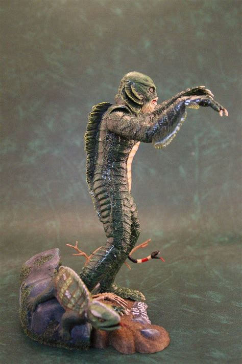 Creature From The Black Lagoon (Aurora) by Joker-laugh on ...