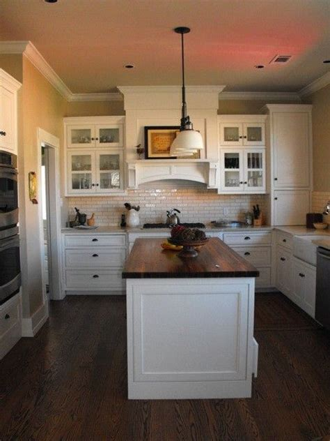 how to do a backsplash in a kitchen stain on butcher block doing this by doreen m 9729