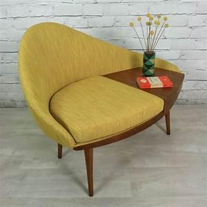 Couch Vintage Look : vintage 1960s telephone seat witty interior pieces pinterest design furniture and mid ~ Sanjose-hotels-ca.com Haus und Dekorationen