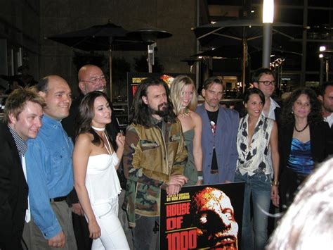 Cast Of House Of 1000 Corpses by 187 House Of 1000 Corpses The Official Rob Website