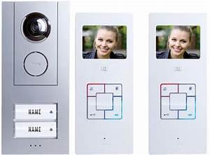 Video Türsprechanlage Fritzbox : vd 6320 video t rsprechanlagen set 2 fam haus bei reichelt elektronik ~ Eleganceandgraceweddings.com Haus und Dekorationen