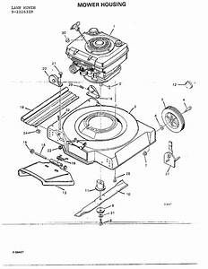 Murray Lawn Mower Parts