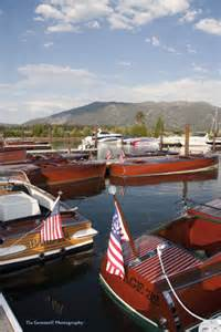 Classic Wood Boats of Lake Tahoe