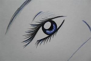 Dessin Facile Yeux : dessin oeil simple ~ Melissatoandfro.com Idées de Décoration
