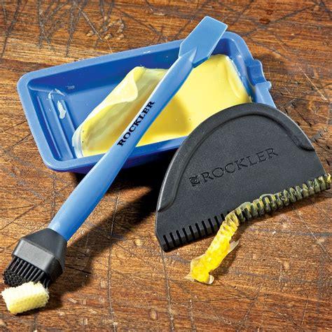 rockler  piece silicone glue application kit rockler