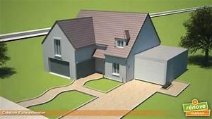 Créer Son Propre Plan De Maison Gratuit : ajouter une extension votre maison r nover ~ Premium-room.com Idées de Décoration