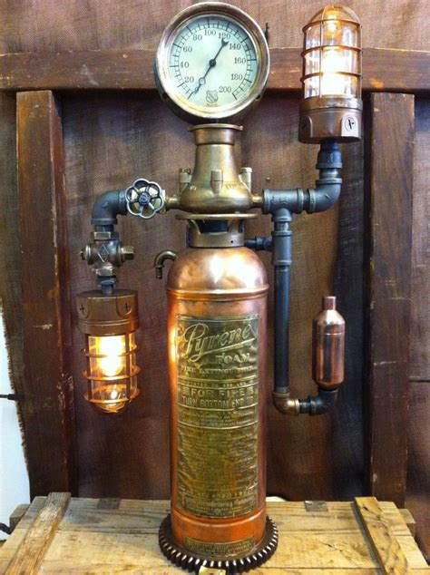 steunk l steam vintage copper