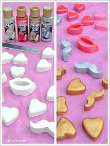 Easy Plaster of Paris Paperweights Craft Idea Club Chica