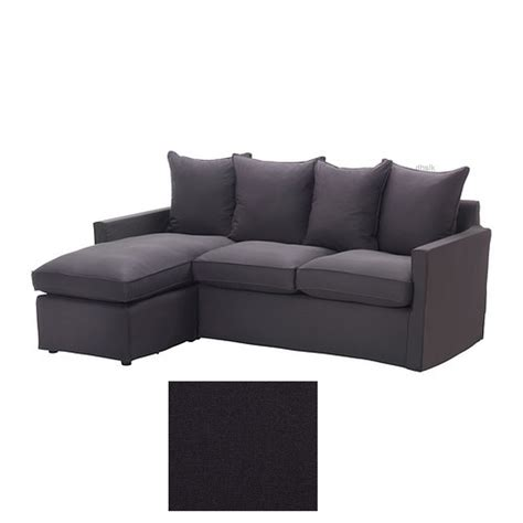 loveseat cover ikea ikea harnosand 2 seat loveseat sofa with chaise slipcover