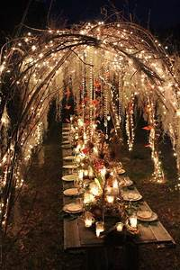 Faery party cool stuff pinterest mariages exterieur for Awesome decoration pour jardin exterieur 2 deco entree eglise mariage