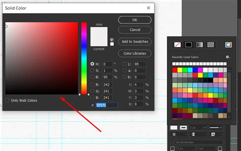 how to colors in photoshop make adobe photoshop cc color picker palette bigger