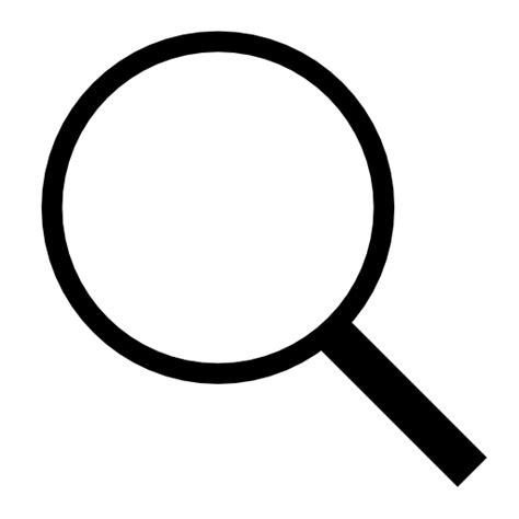放大镜搜索图标图片
