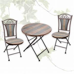 Bistrotisch Mit 2 Stühlen : bistrotisch und st hle garten bestseller shop f r m bel ~ Michelbontemps.com Haus und Dekorationen