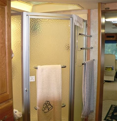 rv shower enclosures the rv doctor leaky rv shower stall
