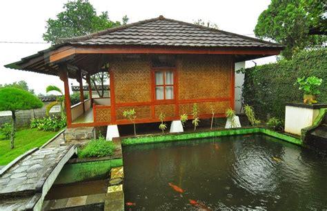 gambar rumah sederhana  desa menyatukan unsur sederhana  mewah masalah hunian
